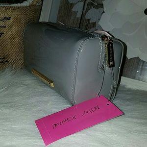 Betsey Johnson Bags - Betsey Johnson cat cosmetic bag